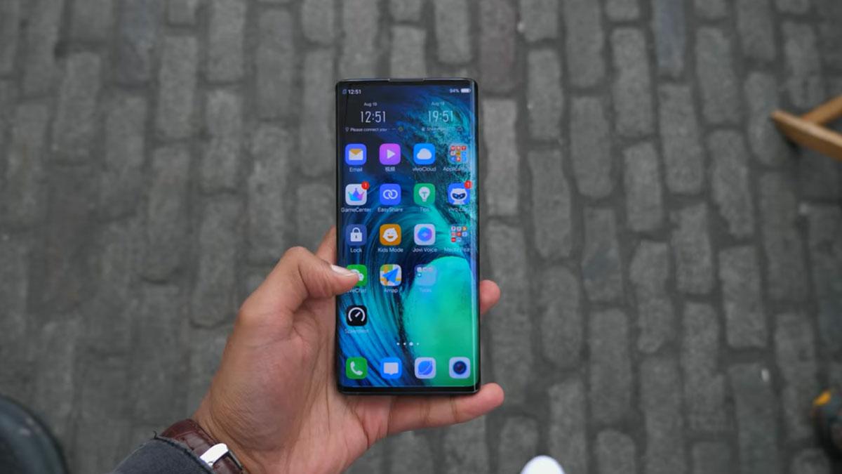 Vivo Nex 3 : première prise en main du smartphone sans boutons physiques