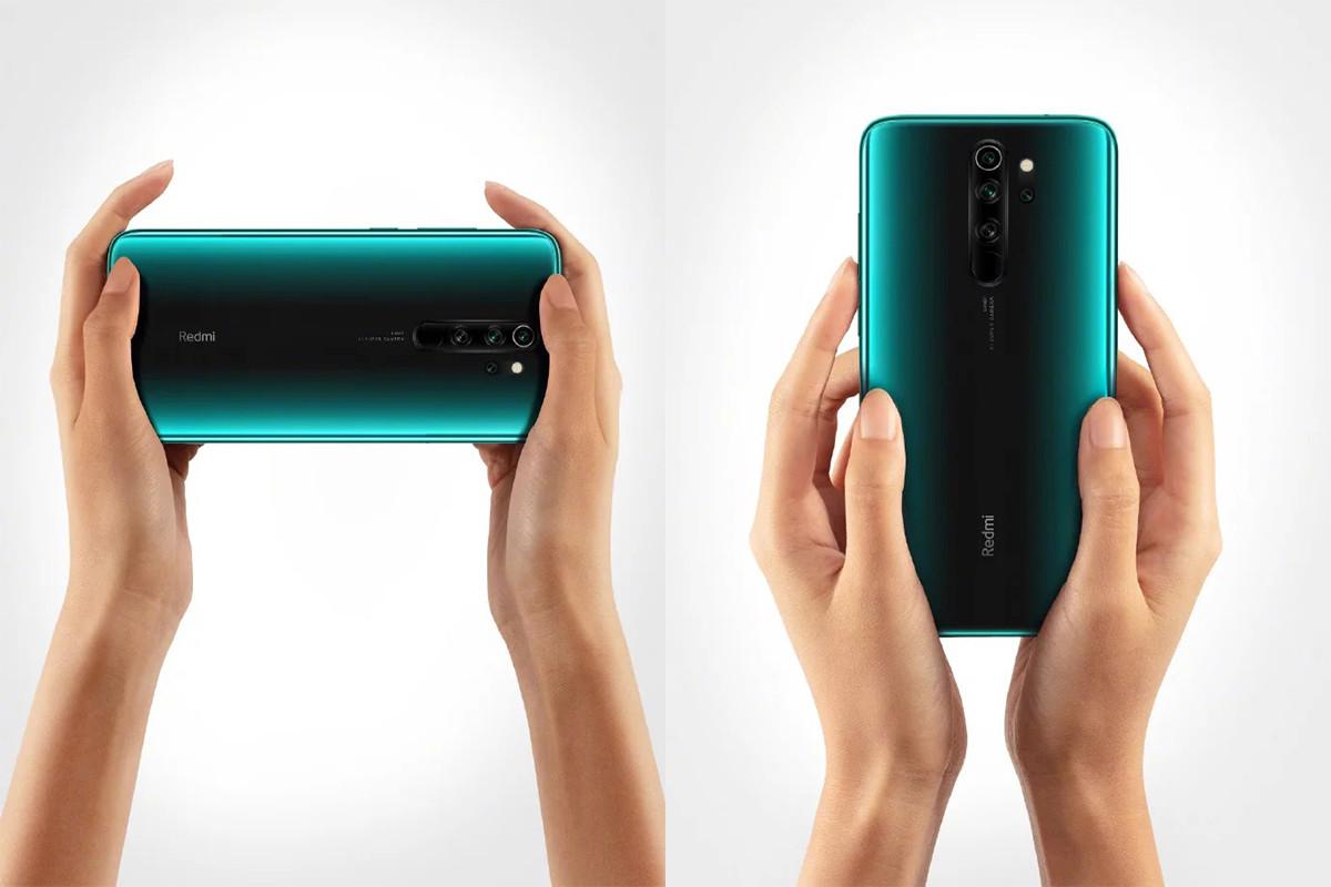 Xiaomi Redmi Note 8 Pro Rendus Officiels Batterie De 4500 Mah Et Aperçu Des Photos