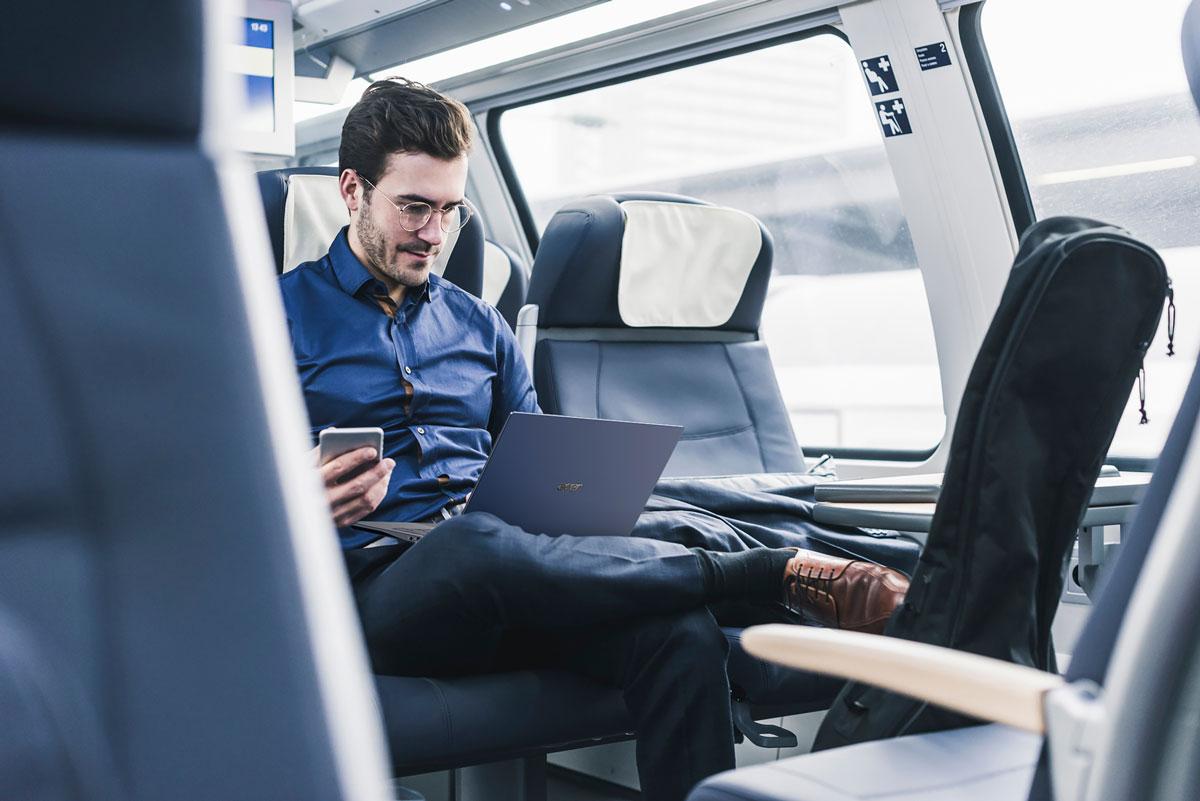 IFA 2019 : Acer met à jour ses Swift 5 et Swift 3 sous Intel Core 10e génération