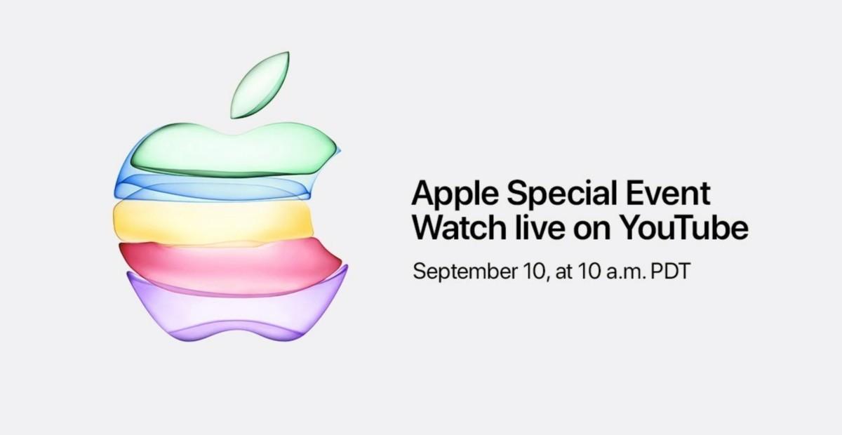 iPhone 11 : pour la première fois, Apple diffusera sa keynote sur YouTube