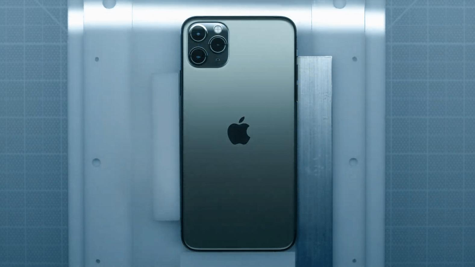 Iphone 11 Pro Et 11 Pro Max Officialises Enfin Un Appareil