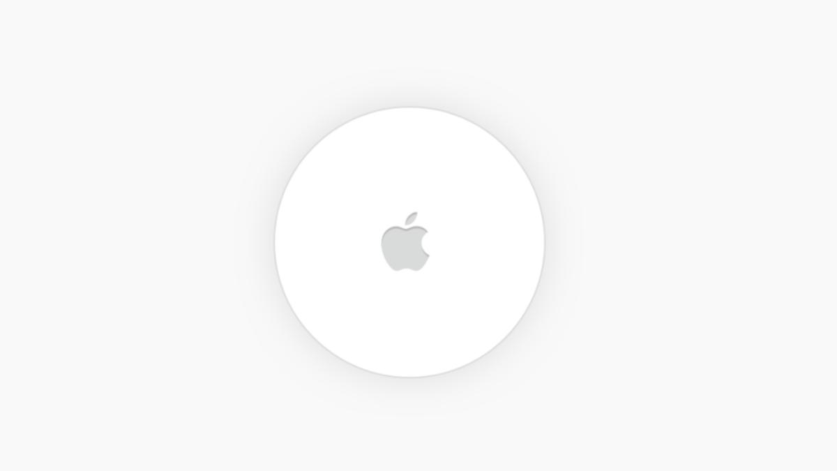 L'Apple Tag aurait la forme d'un disque. Crédit : 9to5Mac