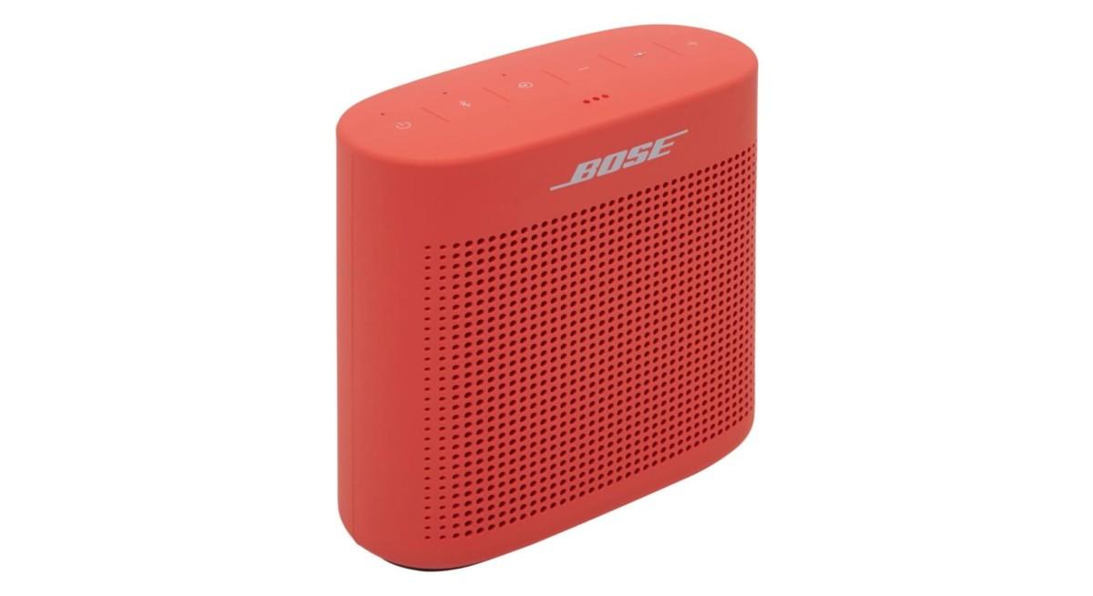 🔥 French Days 2019 : l'enceinte Bose Soundlink Color II est disponible à 99 euros