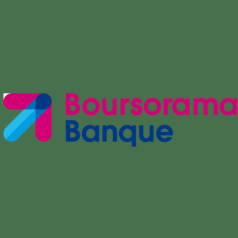 Logo pour Boursorama Banque