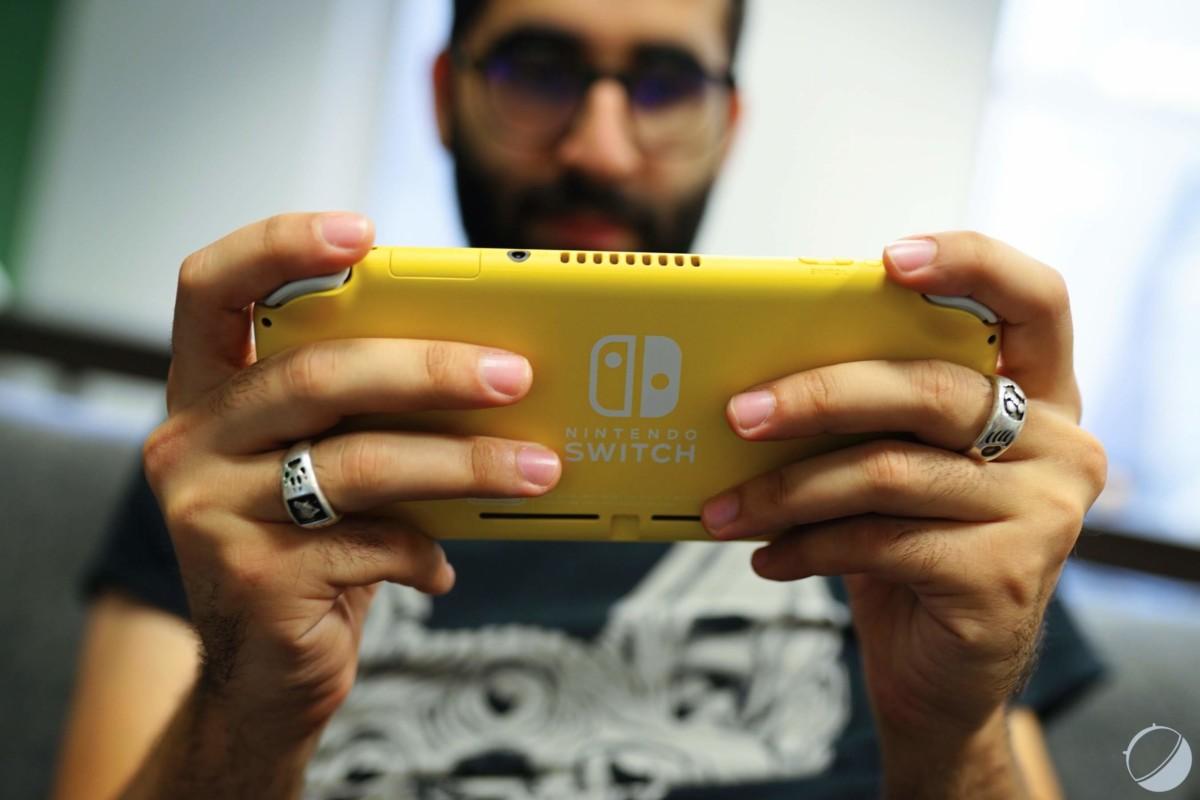 5 accessoires essentiels pour votre Nintendo Switch Lite (ou classique)