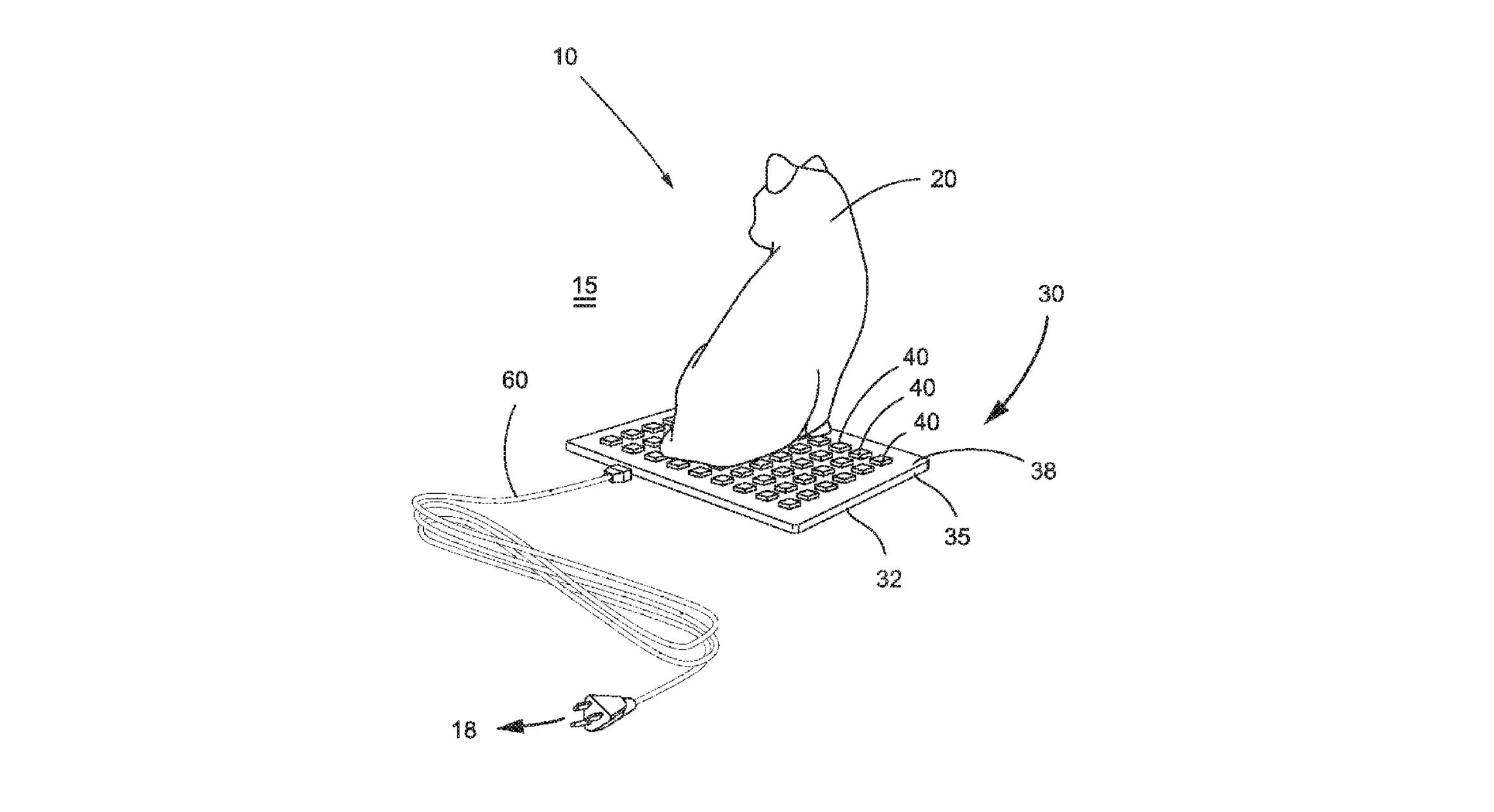 L'illustration du brevet