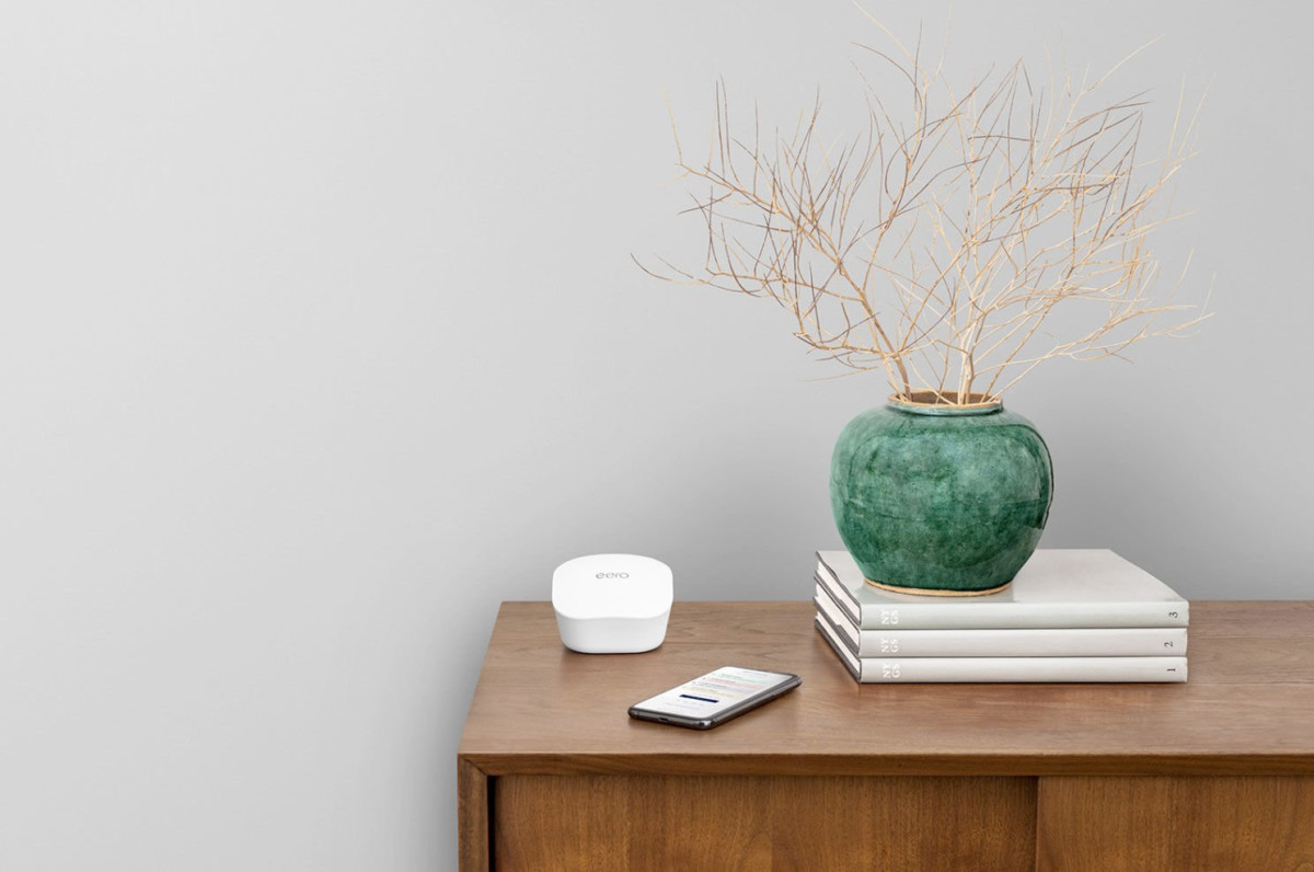 Amazon eero et eero Pro : les nouveaux répéteurs Wi-Fi avec Alexa arrivent en France