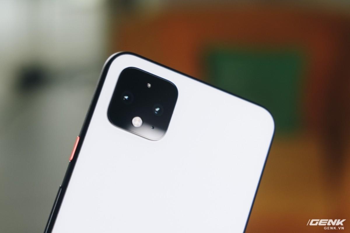 Le Google Pixel 4 pris en main par Genk