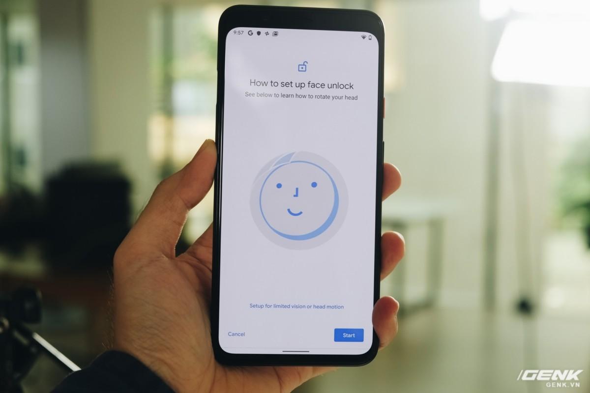 Le Google Pixel 4