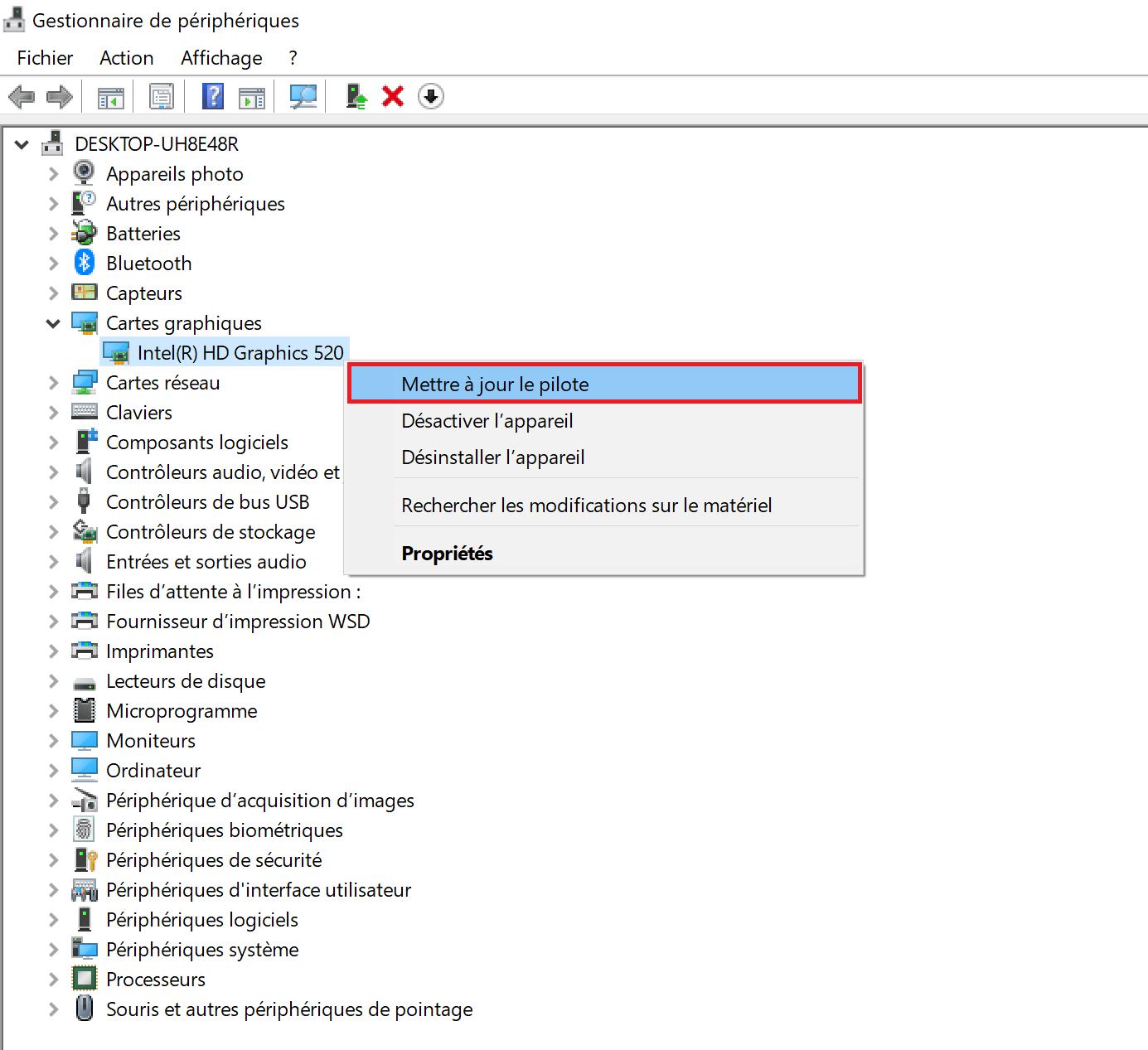 Windows 10 Comment Mettre à Jour Ses Pilotes Frandroid
