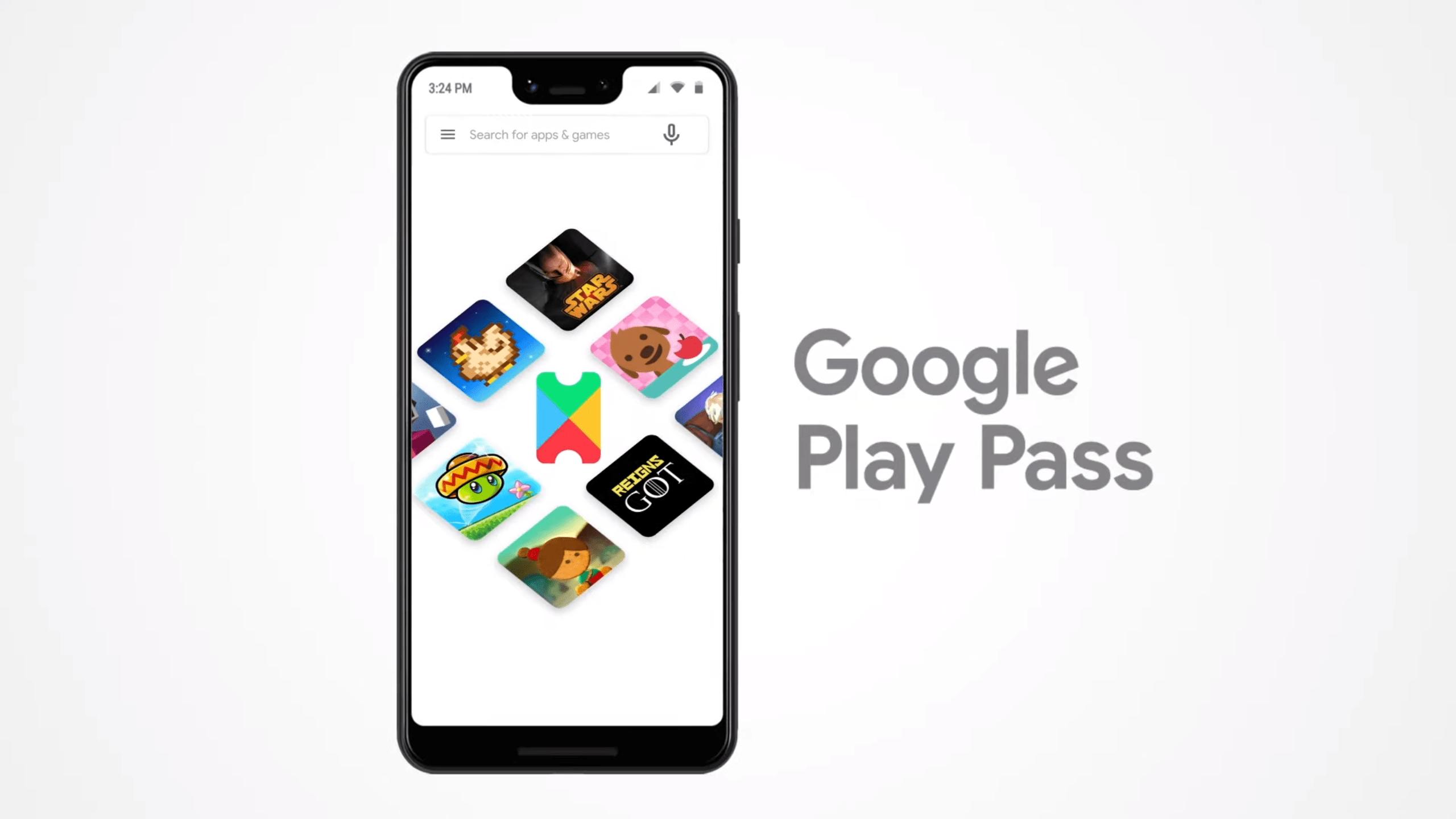 Google Play Pass n'est pas encore disponible en France