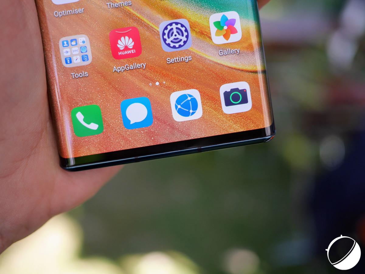 Huawei Mate 30 : l'installation du Play Store est possible… et très simple