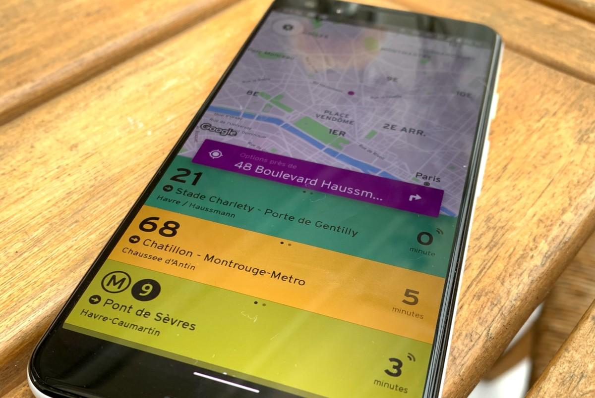 L'app de la semaine : désormais j'aime prendre le bus et ça me change la vie