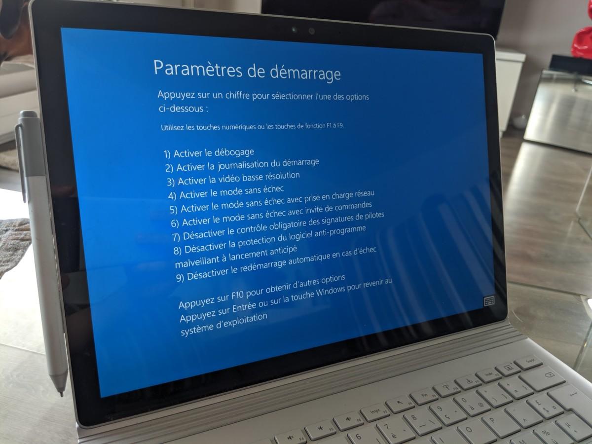 Cómo iniciar en modo seguro en Windows 10