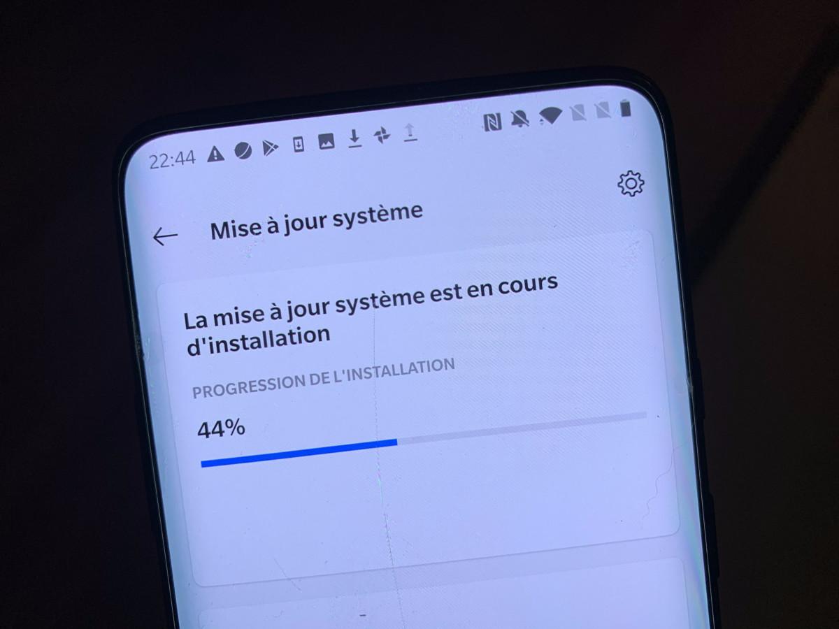 ¿Cómo forzar la actualización de Android 10 (OxygenOS) en tu OnePlus?