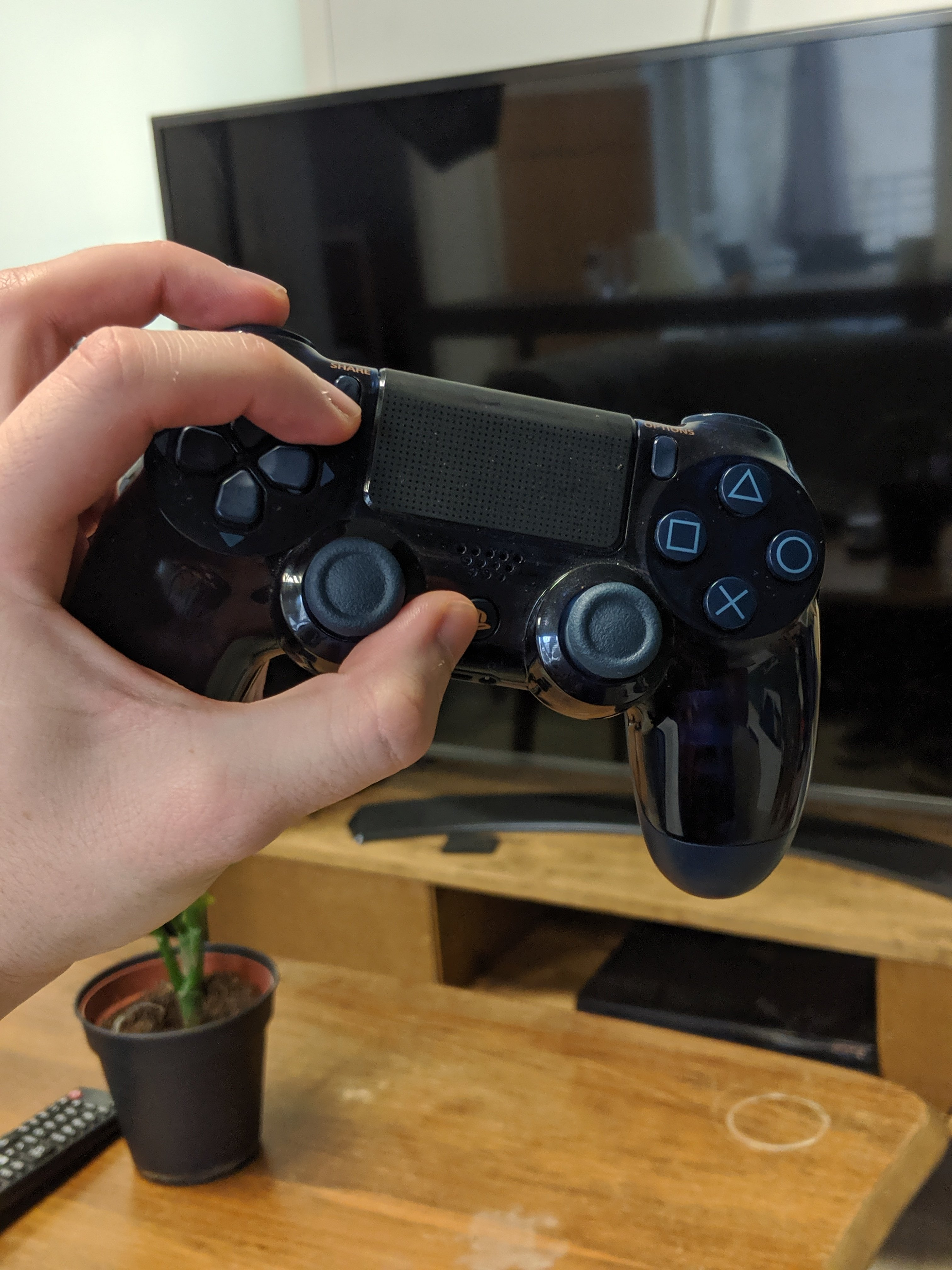 coque iphone 12 manette ps4