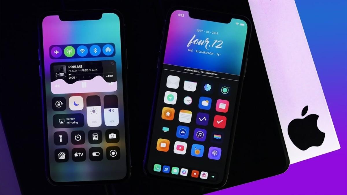 Le jailbraik offre une personnalisation très poussée d'iOS