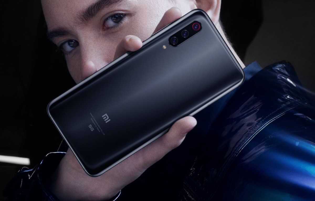 Le Xiaomi Mi 9 Pro 5G