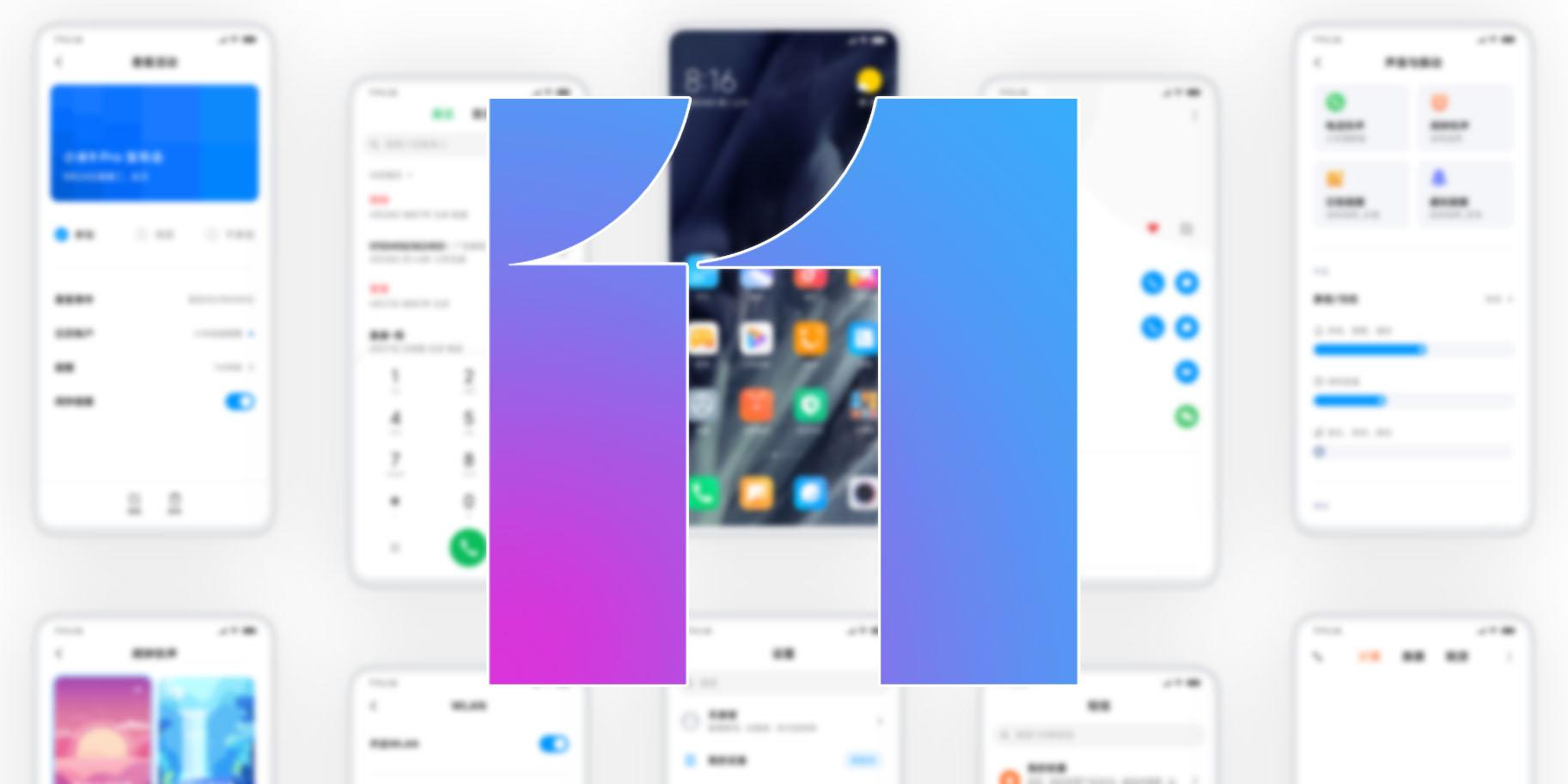 Miui 11 Voilà Le Calendrier De Mise à Jour Pour Les Smartphones Xiaomi