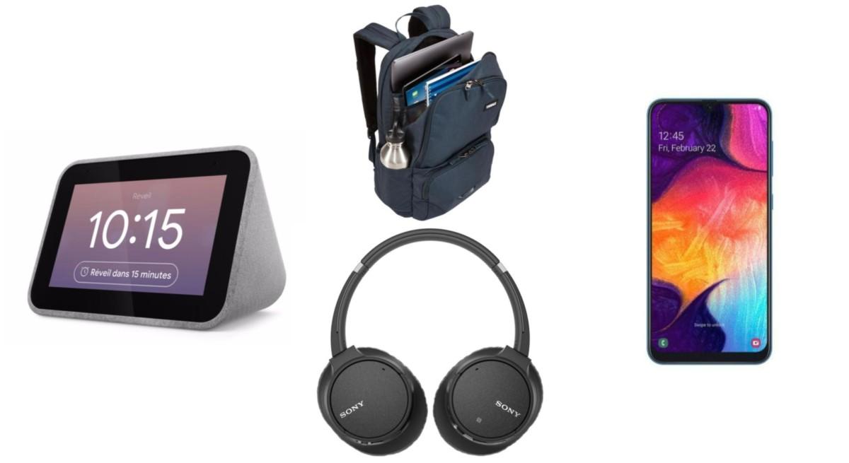 Smartphone, ordinateur, accessoires : 6 offres pour la rentrée à ne pas louper
