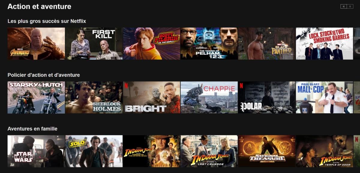 L'un des principaux avantages d'un VPN, c'est qu'il permet d'accéder au catalogue américain de Netflix.