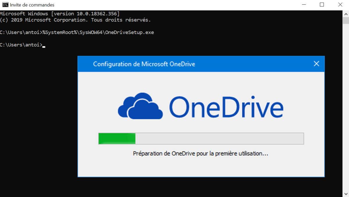 Windows 10 : comment désactiver ou désinstaller OneDrive