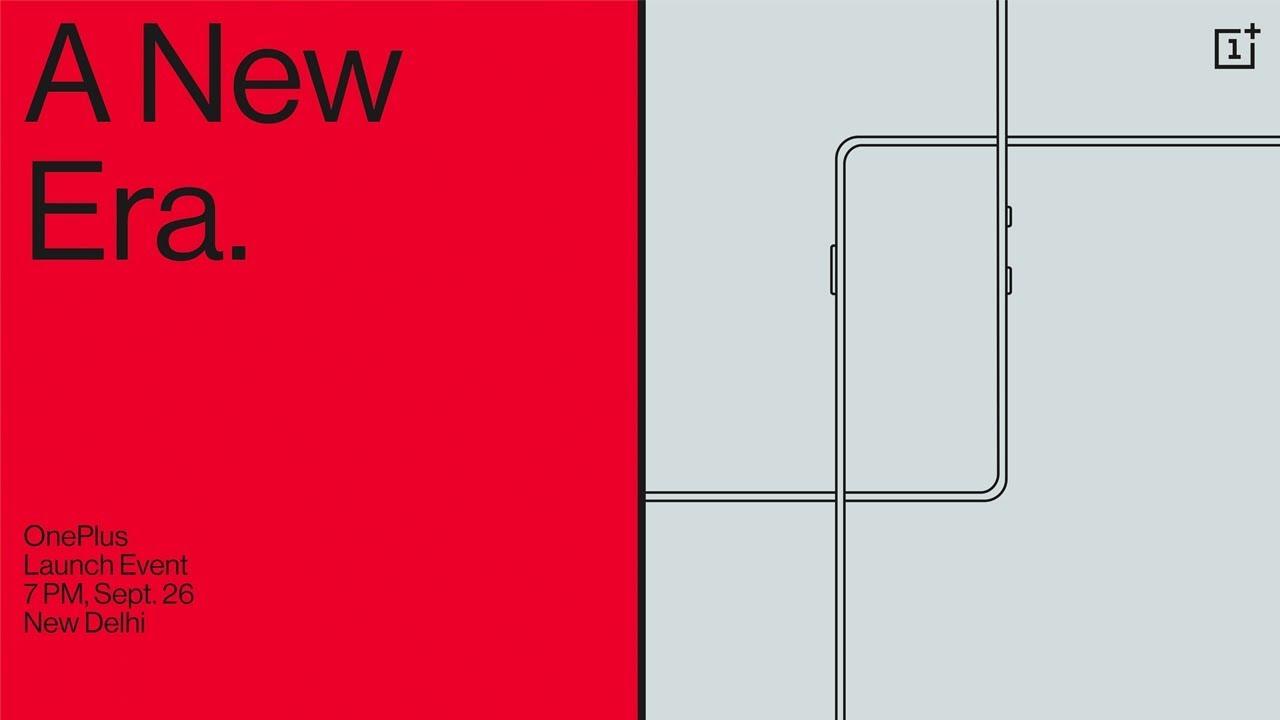 OnePlus 7T, OnePlus TV : suivez les annonces en direct