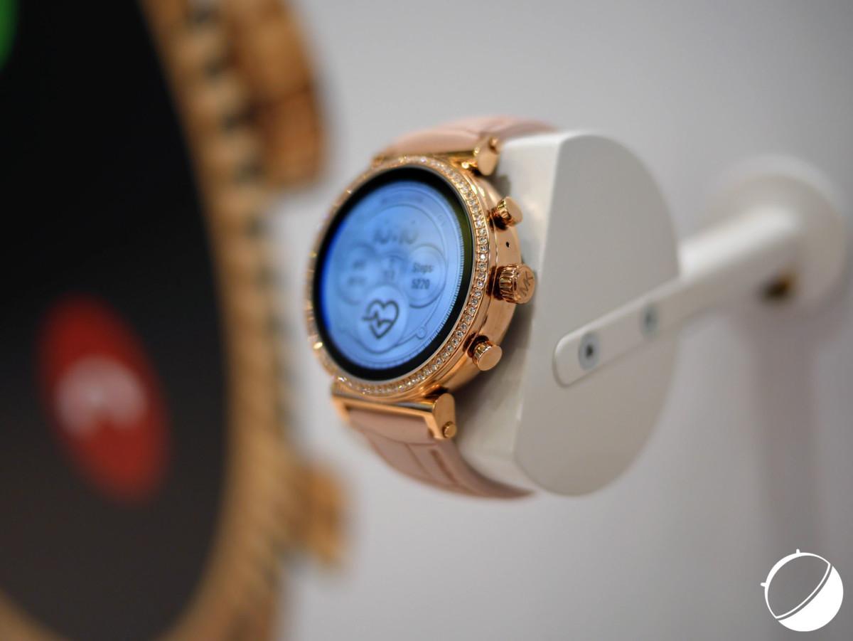 Puma, Michael Kors, Fossil : nos photos des nouvelles montres de Fossil