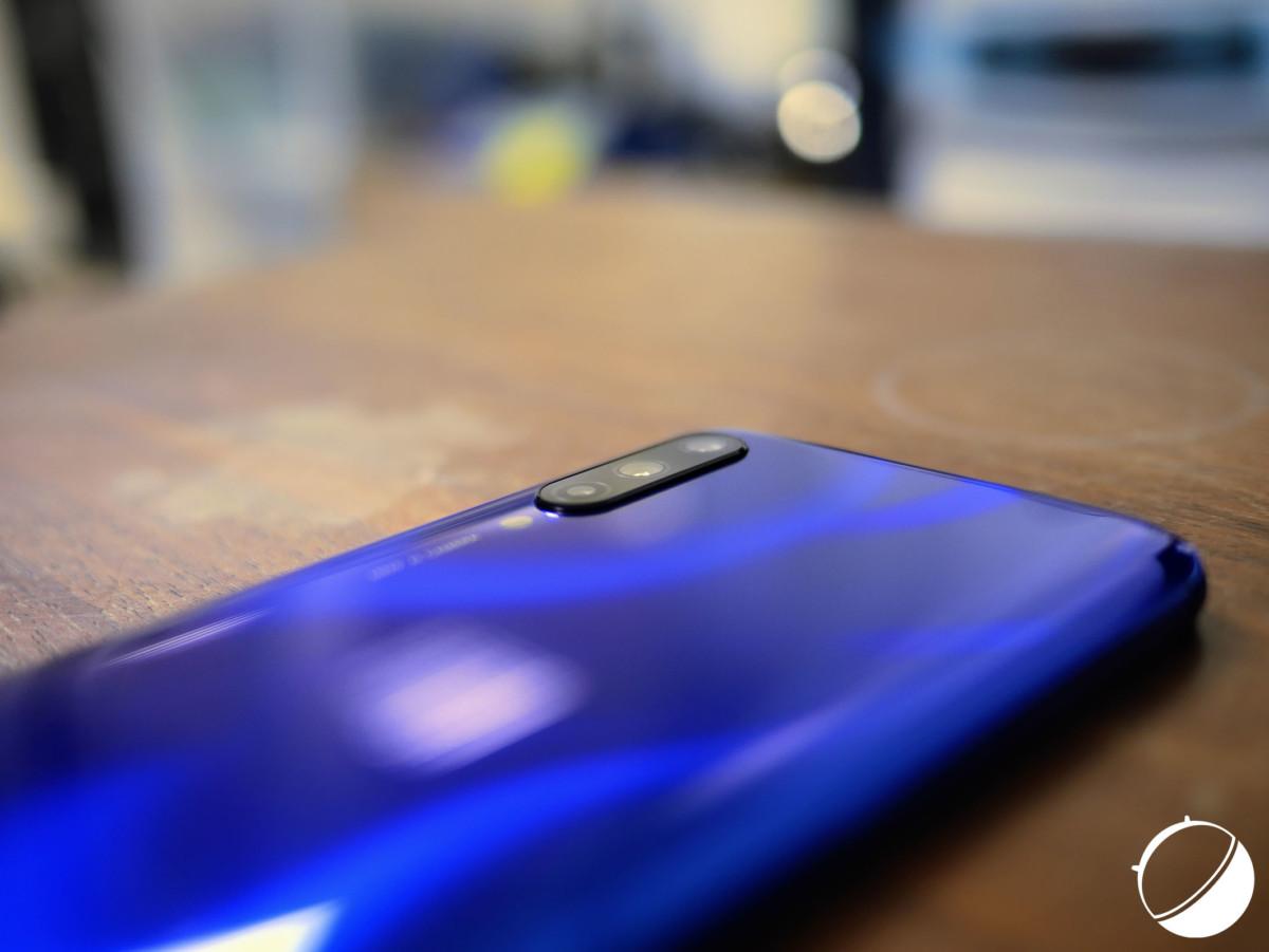 Le Xiaomi Mi 9 Lite