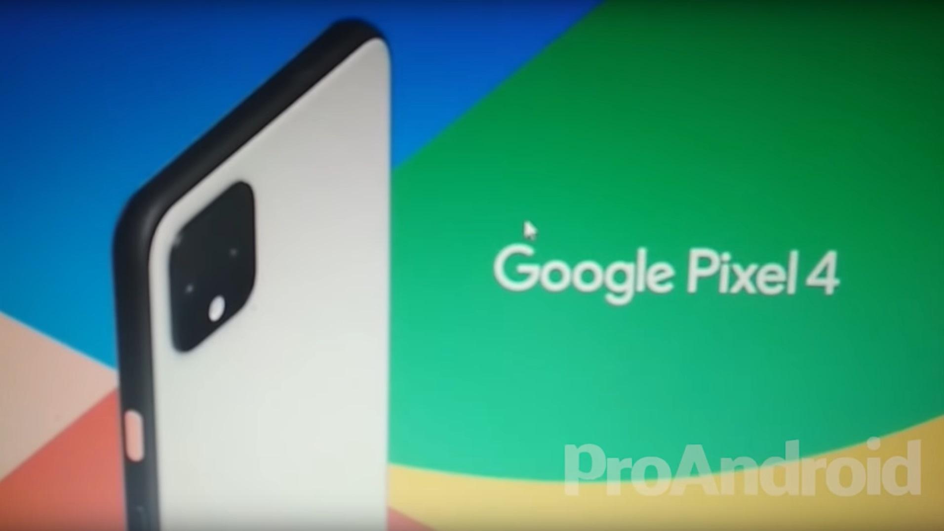 Google assistant pourrait vous aider à gérer vos appels... sur Pixel 4