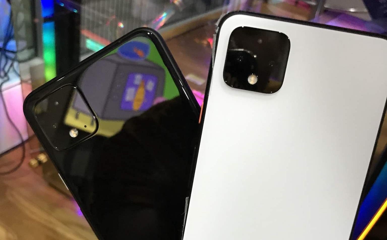 Le Google Pixel 4 se montre dans une vidéo promotionnelle