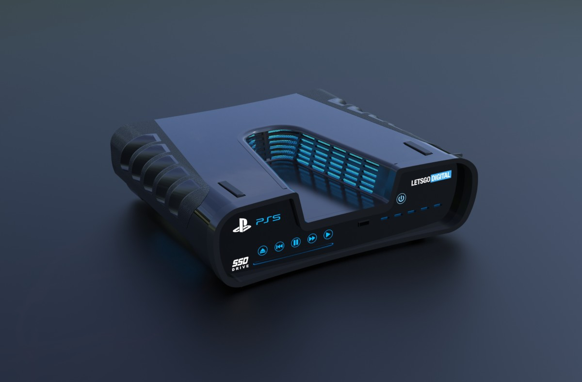Le dev kit de la PS5