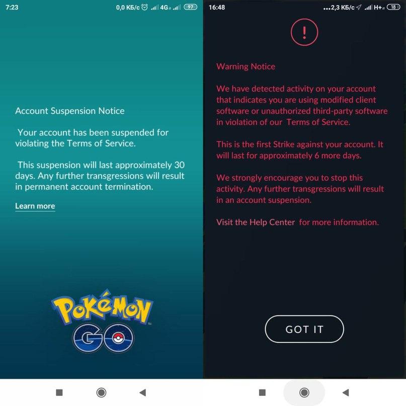 Des smartphones Xiaomi seraient bannis de Pokémon Go sans raison