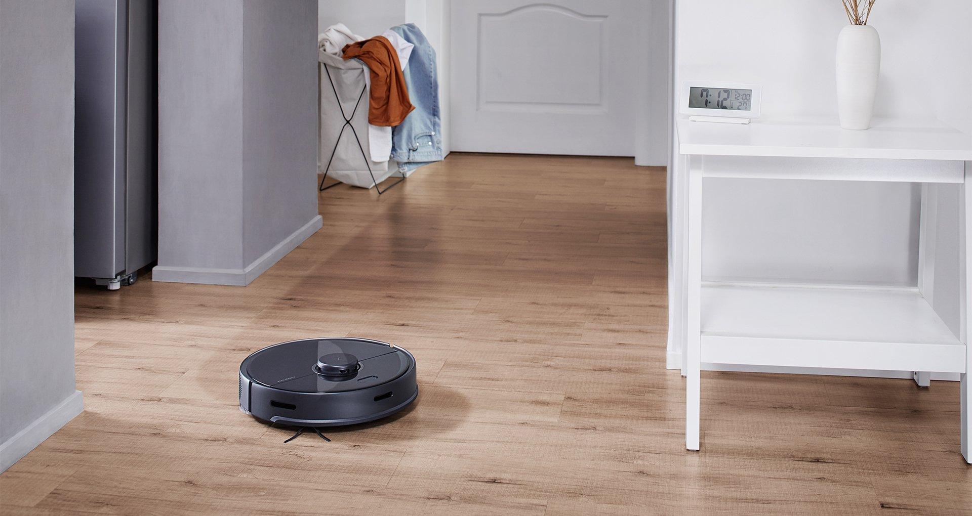 Roborock S5 Max officialisé : le robot aspirateur et serpillière gagne en intelligence