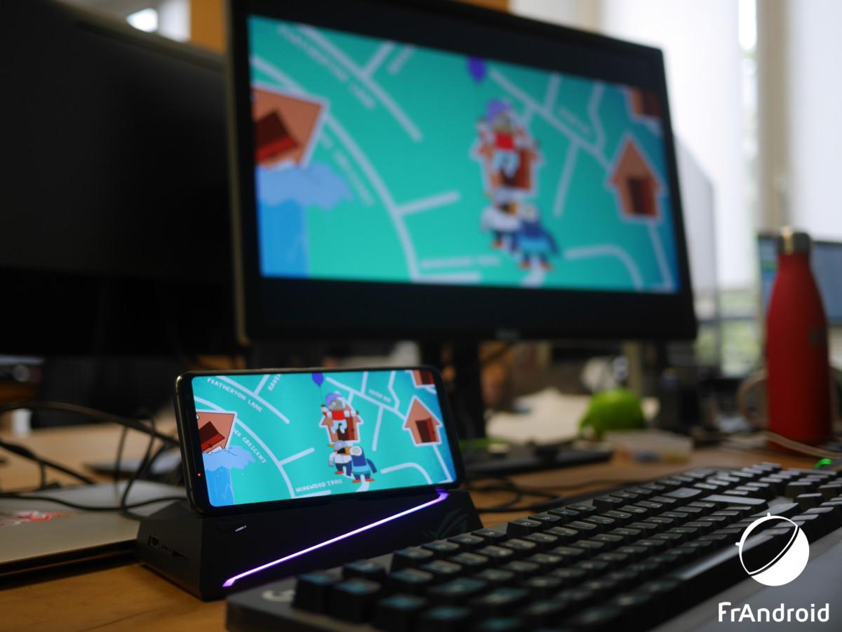 La panoplie d'accessoires du ROG Phone 2 va-t-elle nous mettre au gaming sur smartphone ?