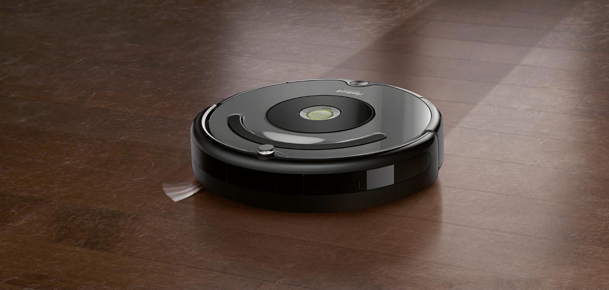 L'aspirateur robot Roomba 676 baisse de prix et passe à 249 euros