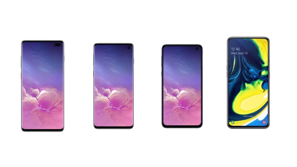 Les meilleurs bons plans Samsung des French Days : Galaxy S10, S10+, S10e, A80, A50…