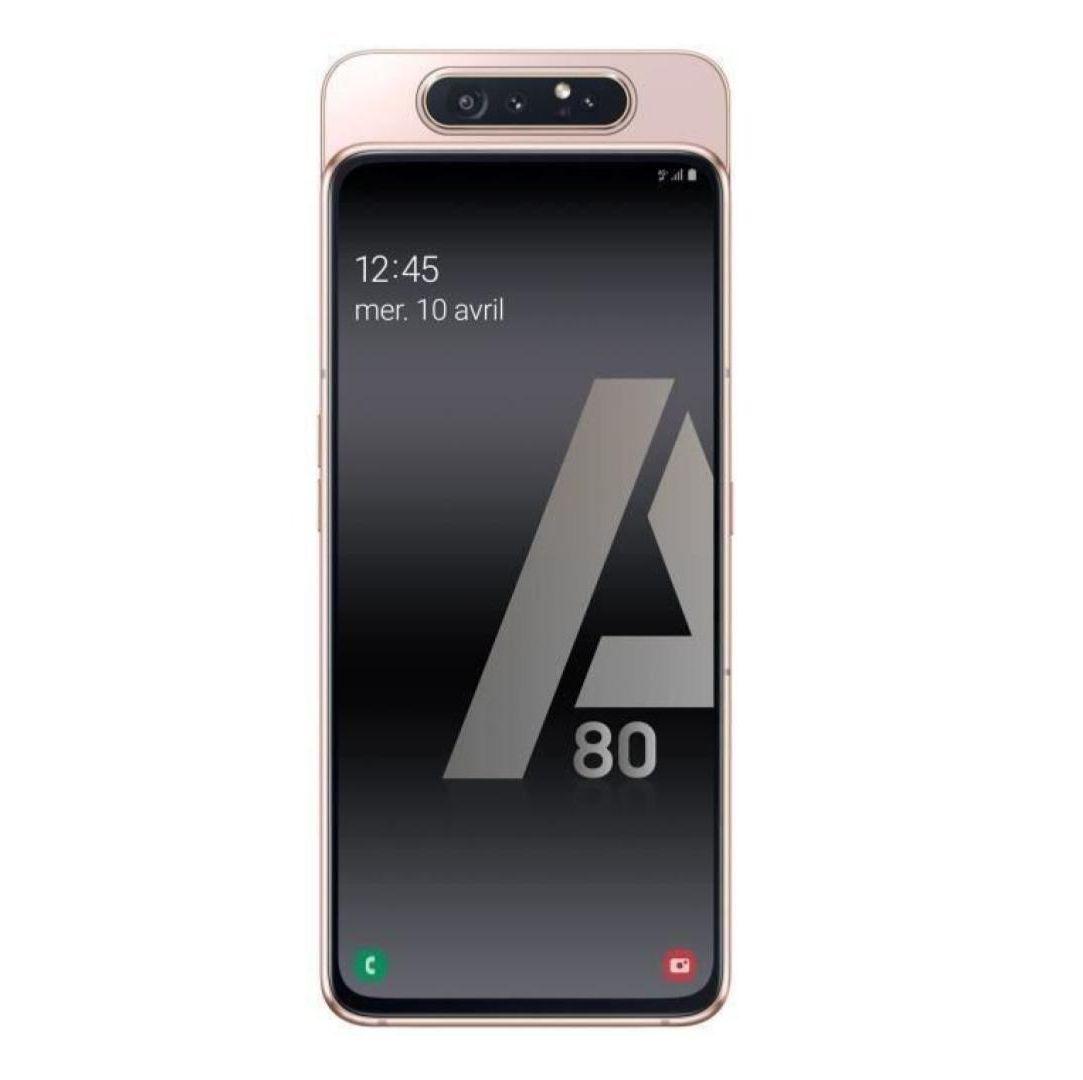 Le Galaxy A80 à 499 €