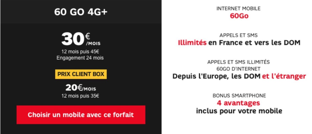 Economisez près de 100 euros sur l'iPhone 11 chez SFR