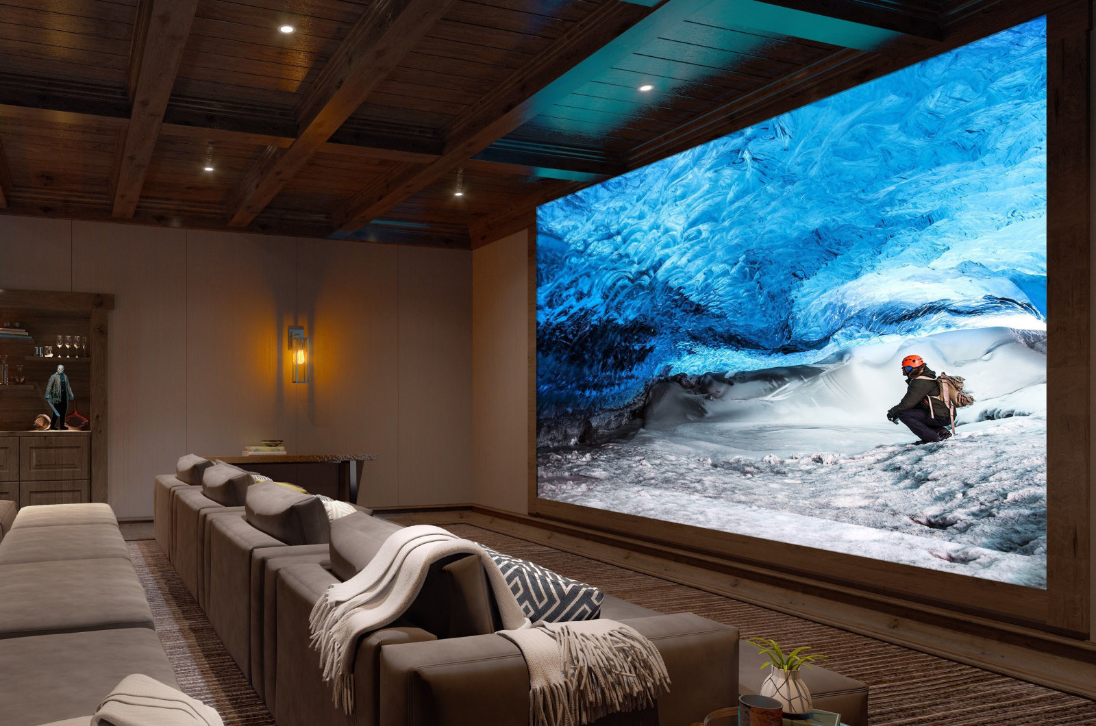 Sony : achetez un écran 16K de 19 mètres si vous avez des millions