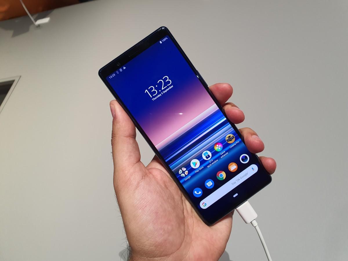Sony Xperia 5 : mais où sont donc passés les Xperia 2, 3 et 4 ? – IFA 2019