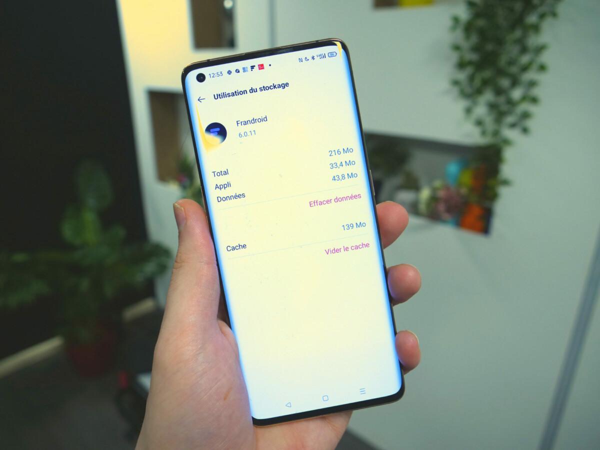 Comment vider le cache d'une application sur Android ?