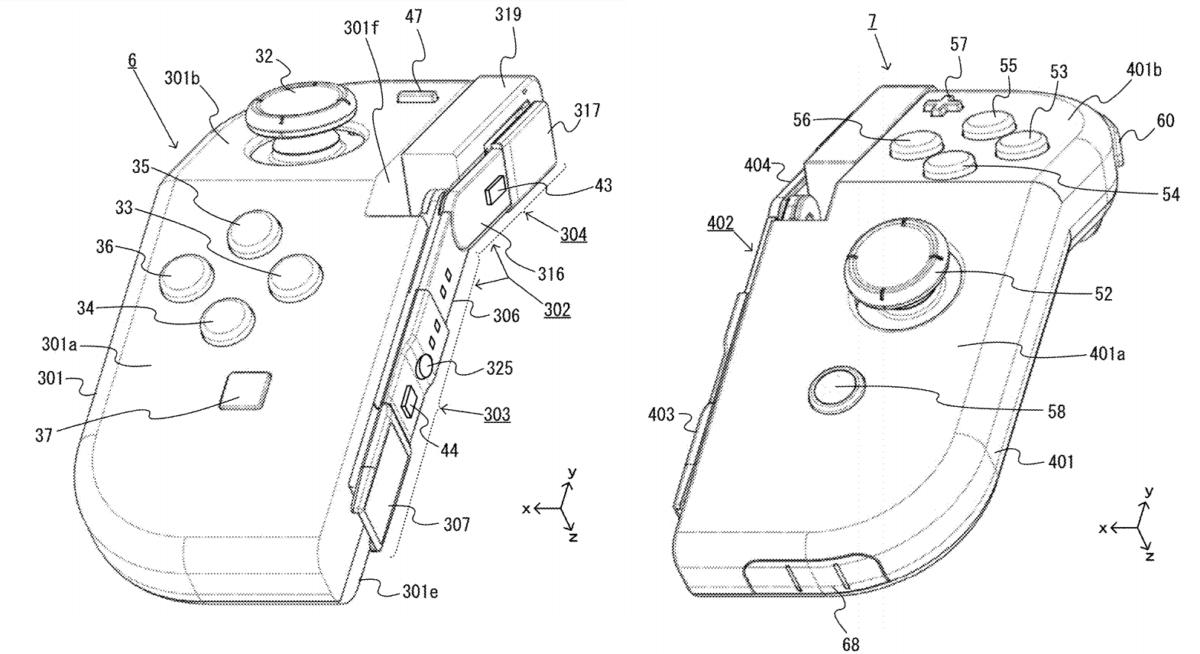 Nintendo Switch : des Joycons plus ergonomiques sont à l'étude