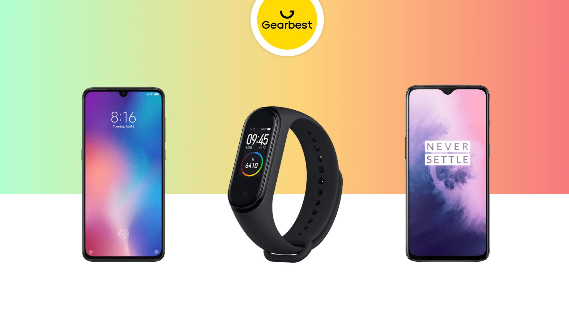 Gearbest : tous les codes promos Xiaomi et OnePlus en