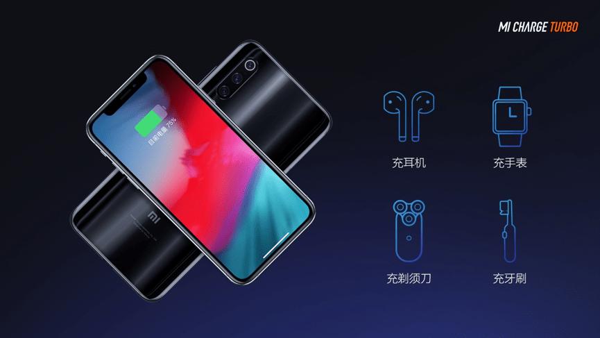 Xiaomi Mi Charge Turbo : voici le 1er chargeur sans fil rapide à 30W