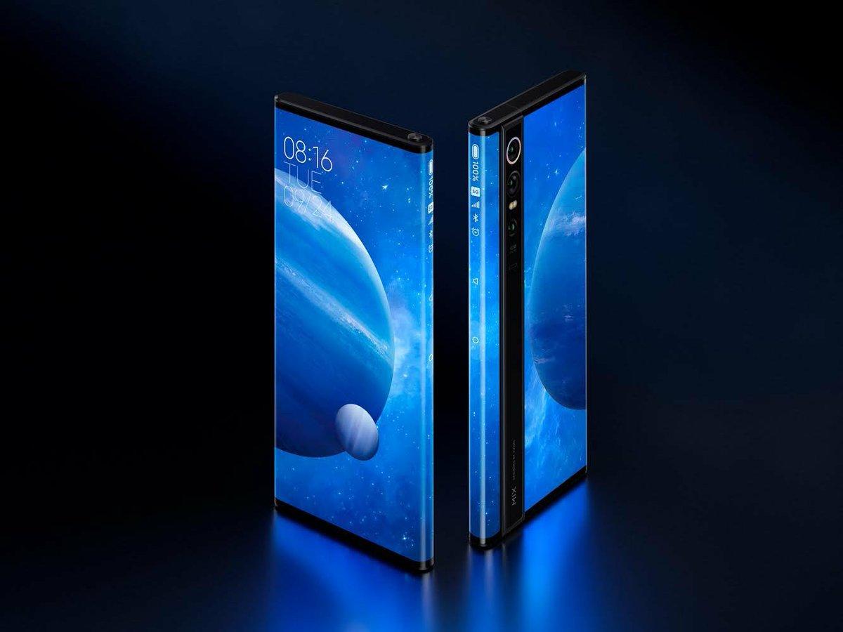 L'impressionnant Xiaomi Mi Mix Alpha