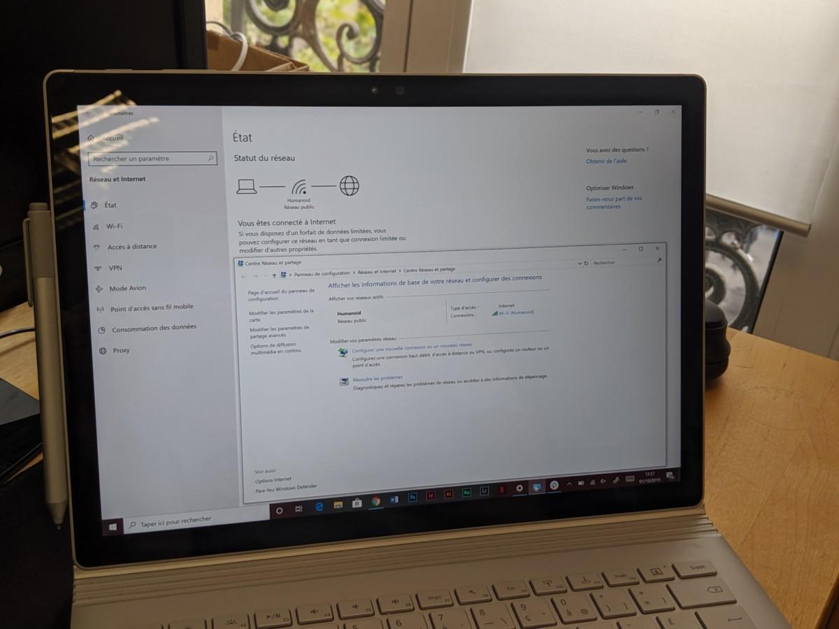 Comment retrouver son mot de passe Wi-Fi avec Windows 10 ?