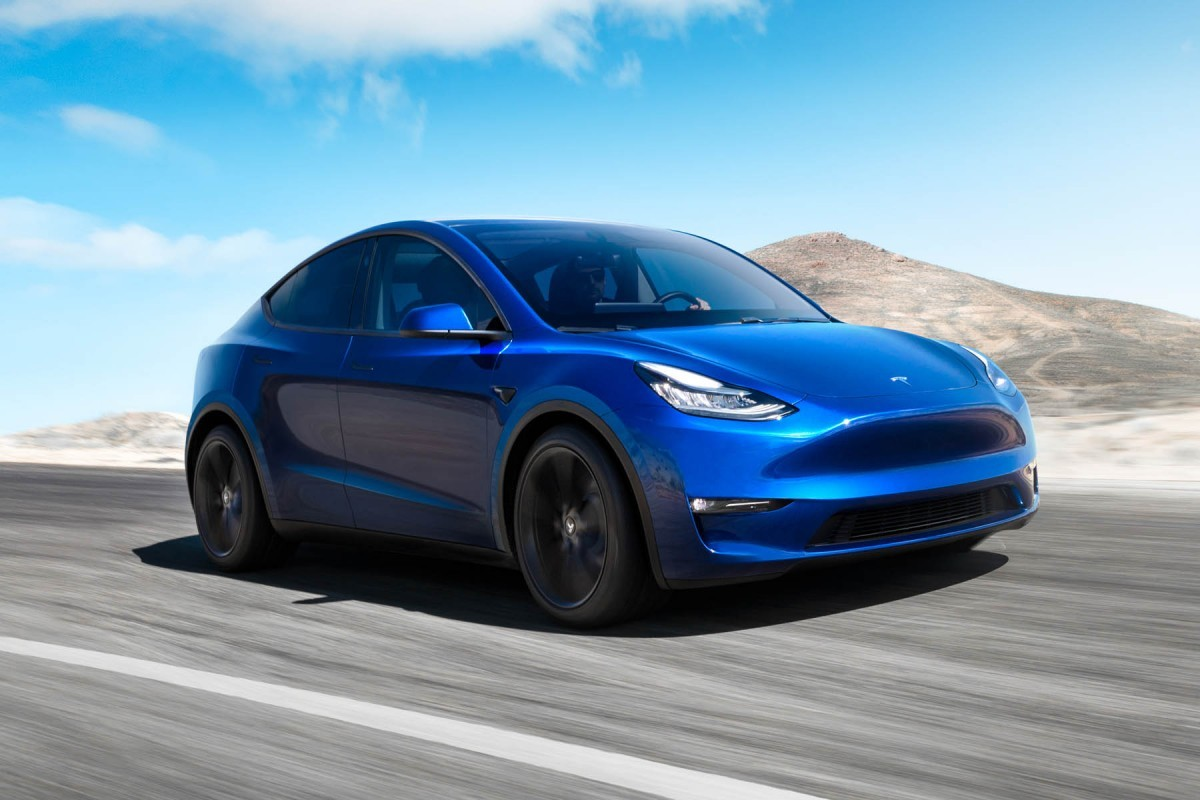 La Tesla Model Y arrivera d'ici la fin de l'année en Europe.