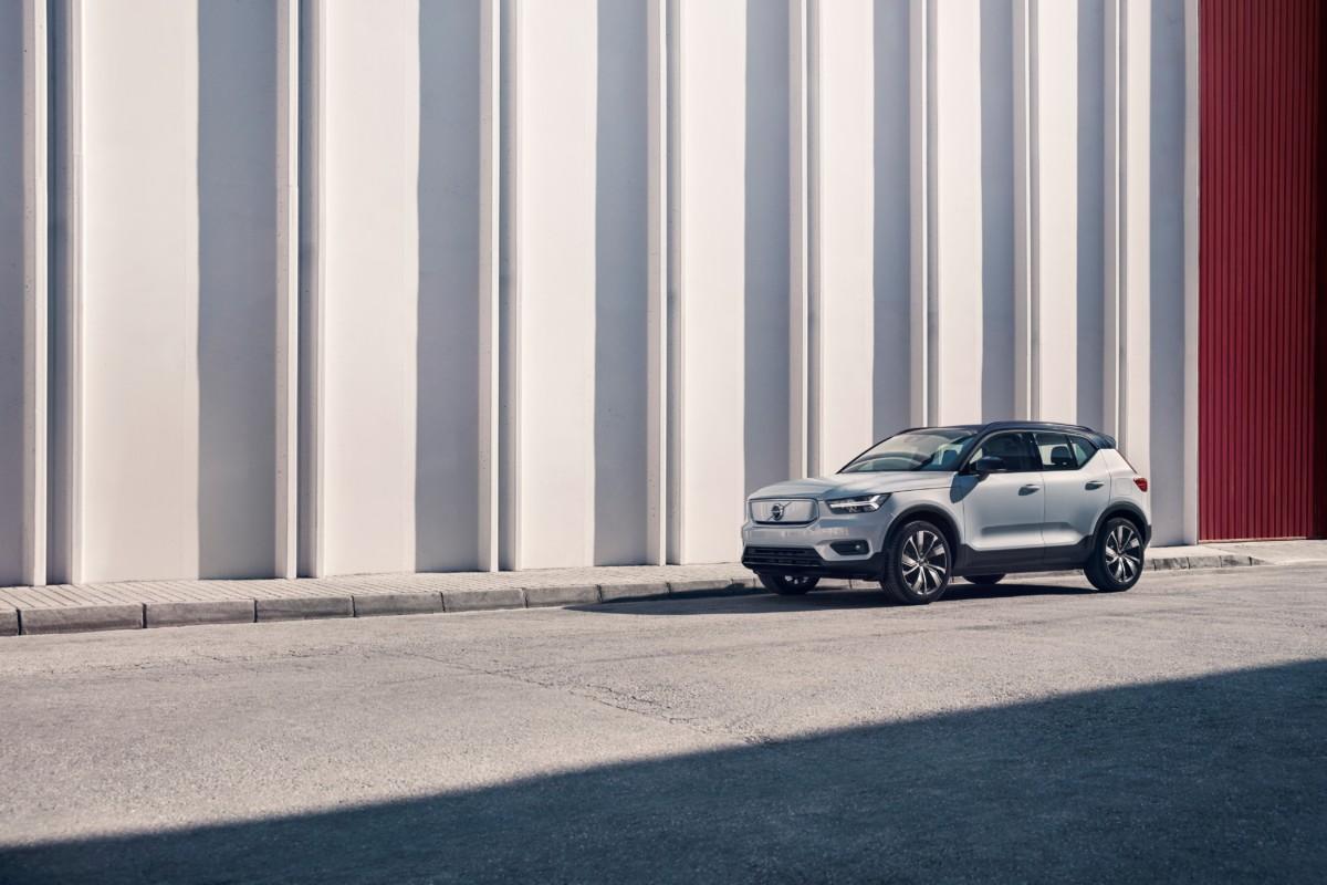 SUV XC40 électrique: quand Volvo joue avec son prix pour garantir le bonus écologique