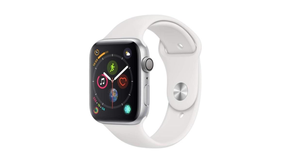 La Series 5 n'est pas vraiment meilleure : l'Apple Watch Series 4 à 379,99 euros est donc un bon plan